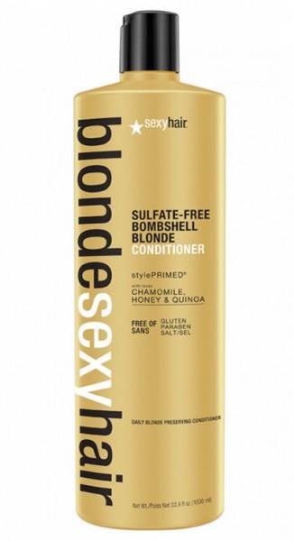 Sexyhair Bombshell Blonde Conditioner 1000ml