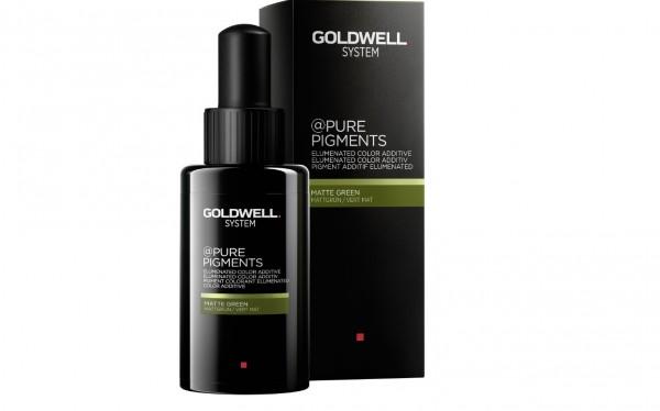 Goldwell Pure Pigments Grün Farbpigmnete 50ml