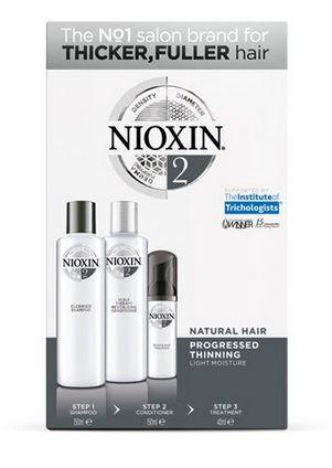 Nioxin System 2 3-Stufen-System