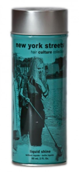 New York Streets Liquid Shine Conditioner 60ml