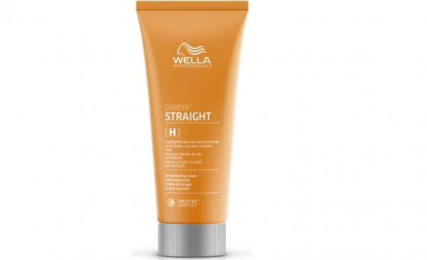 Wella Permanentes Styling CREATINE + STRAIGHT H/S 200ml Glättungscreme