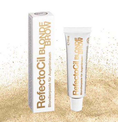 RefectoCil Blonde Brow 15ml Blondierpaste Augenbrauen