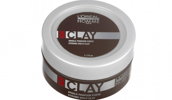 Loreal Homme Clay Paste, 50 ml