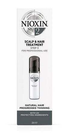 Nioxin System 2 Scalp & Hair Treatment Step 3