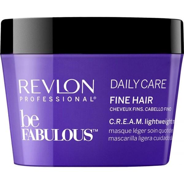 Revlon Be Fabulous Fine Hair Cream Mask 200ml
