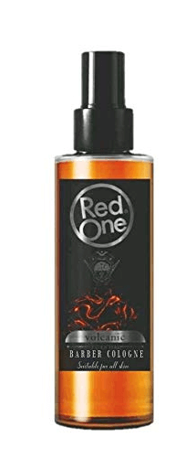 RedOne Barber Cologne Volcanic