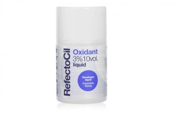 RefectoCil 3% Entwicklerflüssigkeit 100ml für Augenbrauen-, und Wimpernfarbe