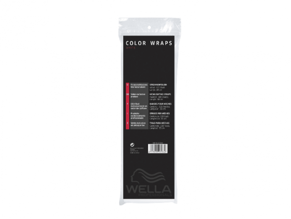 Wella Color Wraps, weiss/gold P200